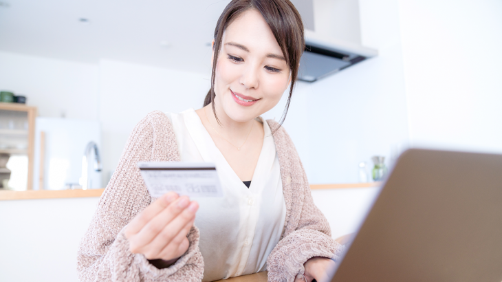 クレジットカード活用で効率よく節約!ポイント利用でさらにお得