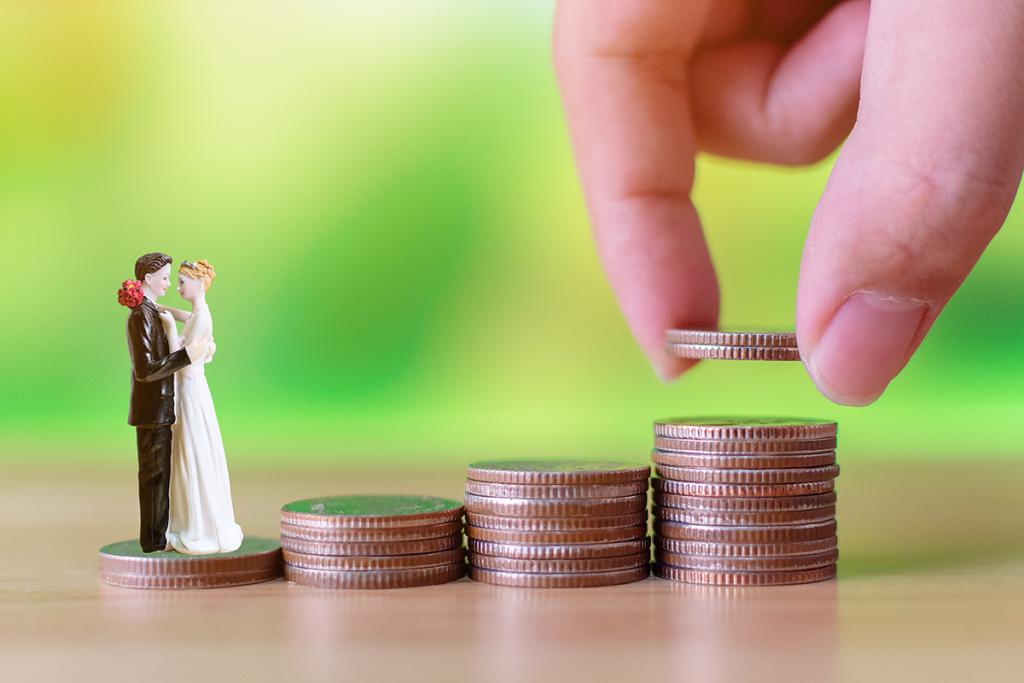 結婚式で費用が削減可能な5つのポイント!