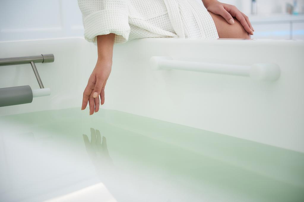 お風呂での節水方法