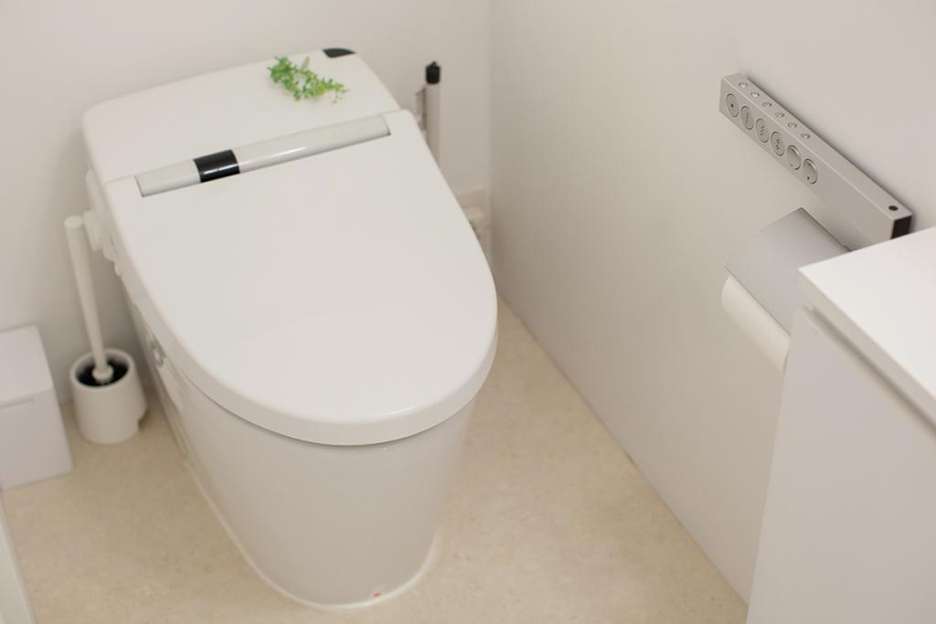 トイレでの節水方法