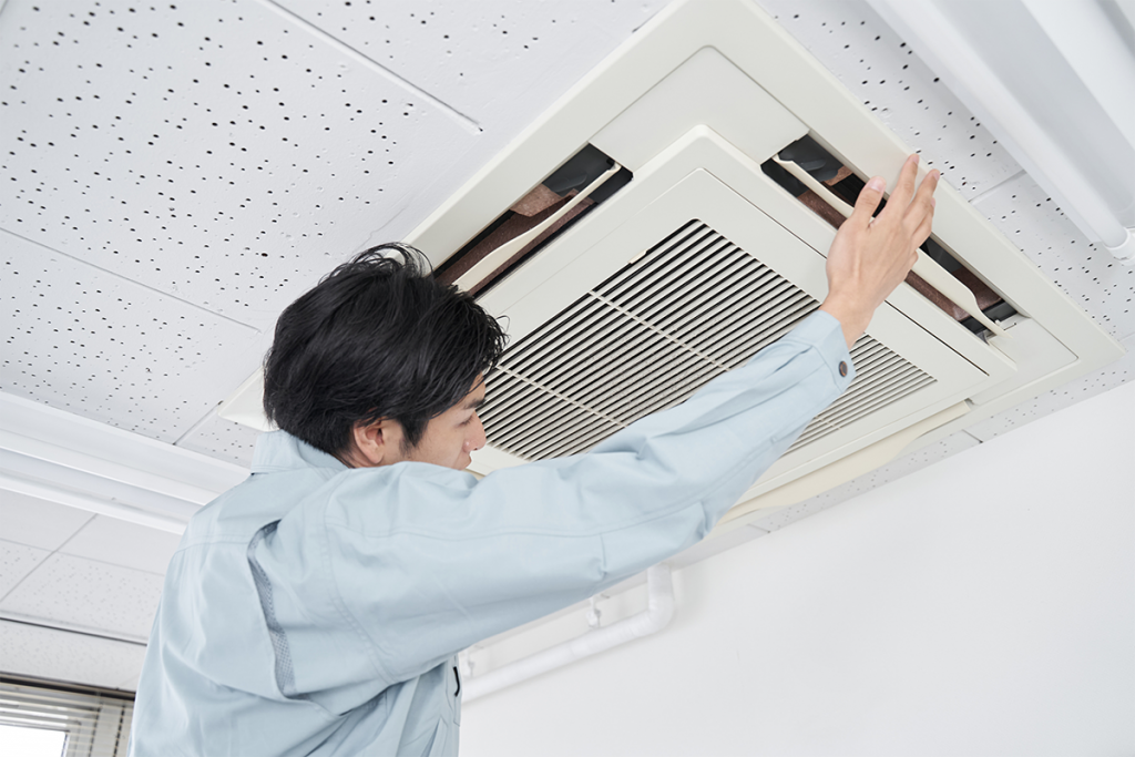 節電効果の大きい業務用エアコンの選び方